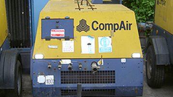 Mobile Hire Compressors